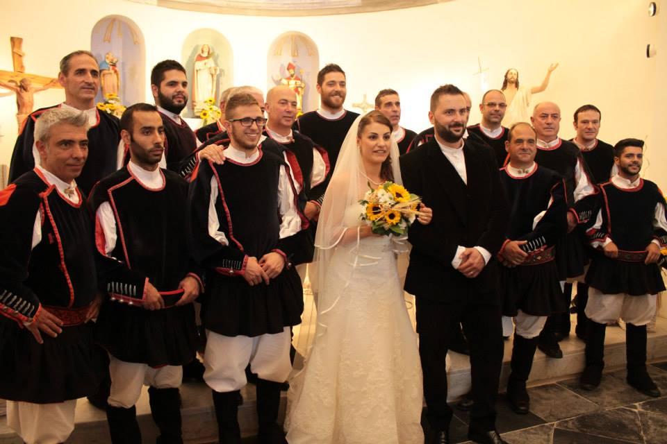 Il Coro Amici del Folklore Nuoro - Matrimonio